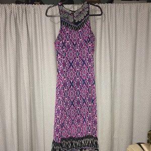 Gorgeous Express maxi dress